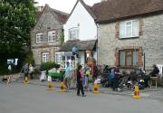 The Village Stores become Great Pelfe Post Office in the Midsomer Murders episode 'Not In My Back Yard'