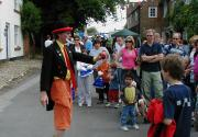 2005 – Cuddington at the Circus