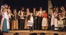Fiddler on the Roof, April 2016